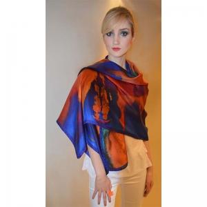 Signature Umbrella : 70x180cm : Silk Twill : Printed : €150