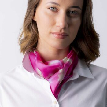 Scarf best silk scarves online Ireland hand painted Hazel Greene