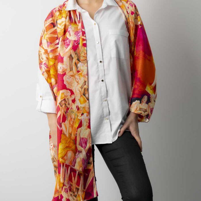 Scarf best silk scarves online Ireland