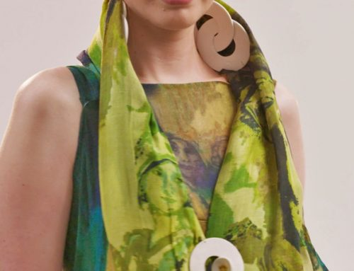 Collaboration of Fashion and Traditional Craft